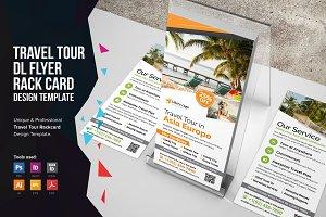 Holiday Travel Rack Card DL Flyer v1