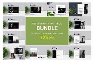 Photography Portfolio BUNDLE
