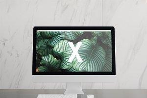 Modern Desktop Mockup