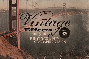 Vintage Effects for Photo, Designs 2