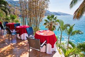 Puerto Vallarta romantic restaurant