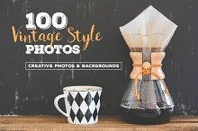 100 Vintage Style Photos v.2