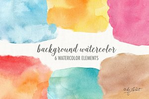background watercolor