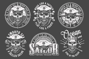 Sailor Emblems Collection