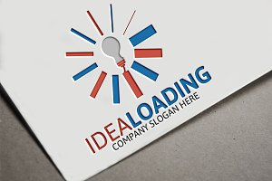 İdea Loading Logo