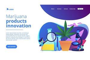 Marihuana products innovation