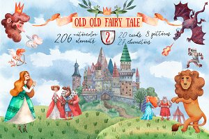 Old Old Fairy Tale 2