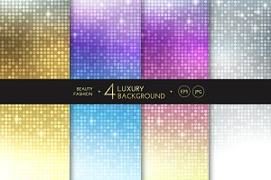 4 Luxury background