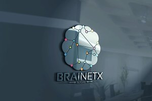 Brain Network Logo