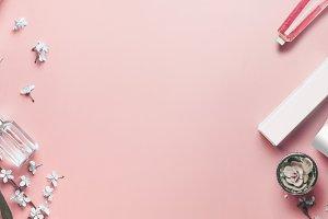 Pastel beauty desktop background