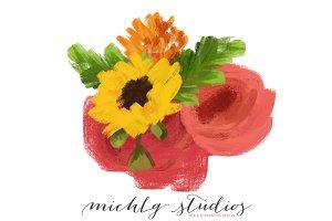 Bouquet 2 PNG clip art