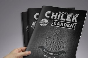 Chilek Garden Menu Pack
