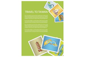 Travel to Taiwan Promotion Poster