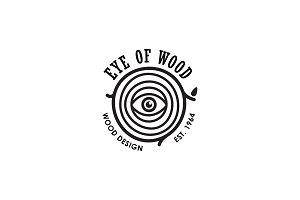 Eye Of Wood Logo