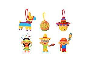 Mexican Cinco De Mayo holiday