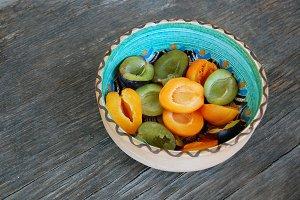 Apricots&Plums