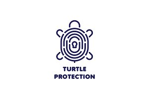 Turtle Protection Logo