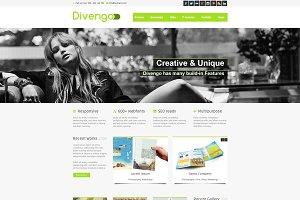 Divengo - Business WordPress Theme
