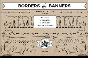 Borders & Banners