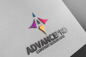 Advance /A Letter Logo