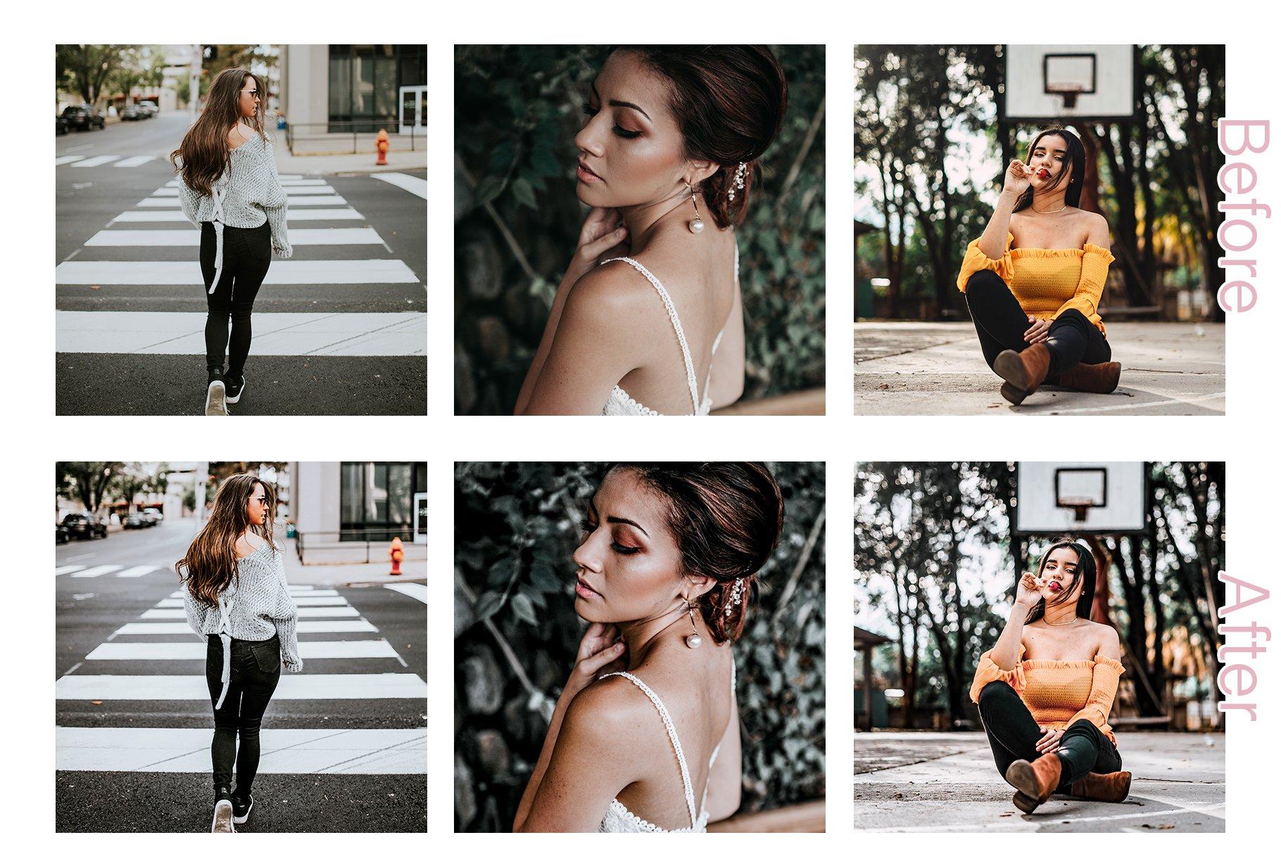 Pop Instagram Blogger Presets - Actions - 3