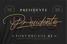 Presidente Font Duo vol.02