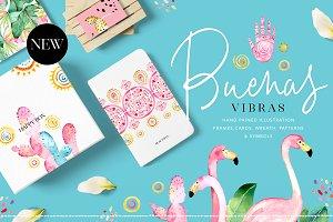 """""""Buenas vibras"""" collection"""