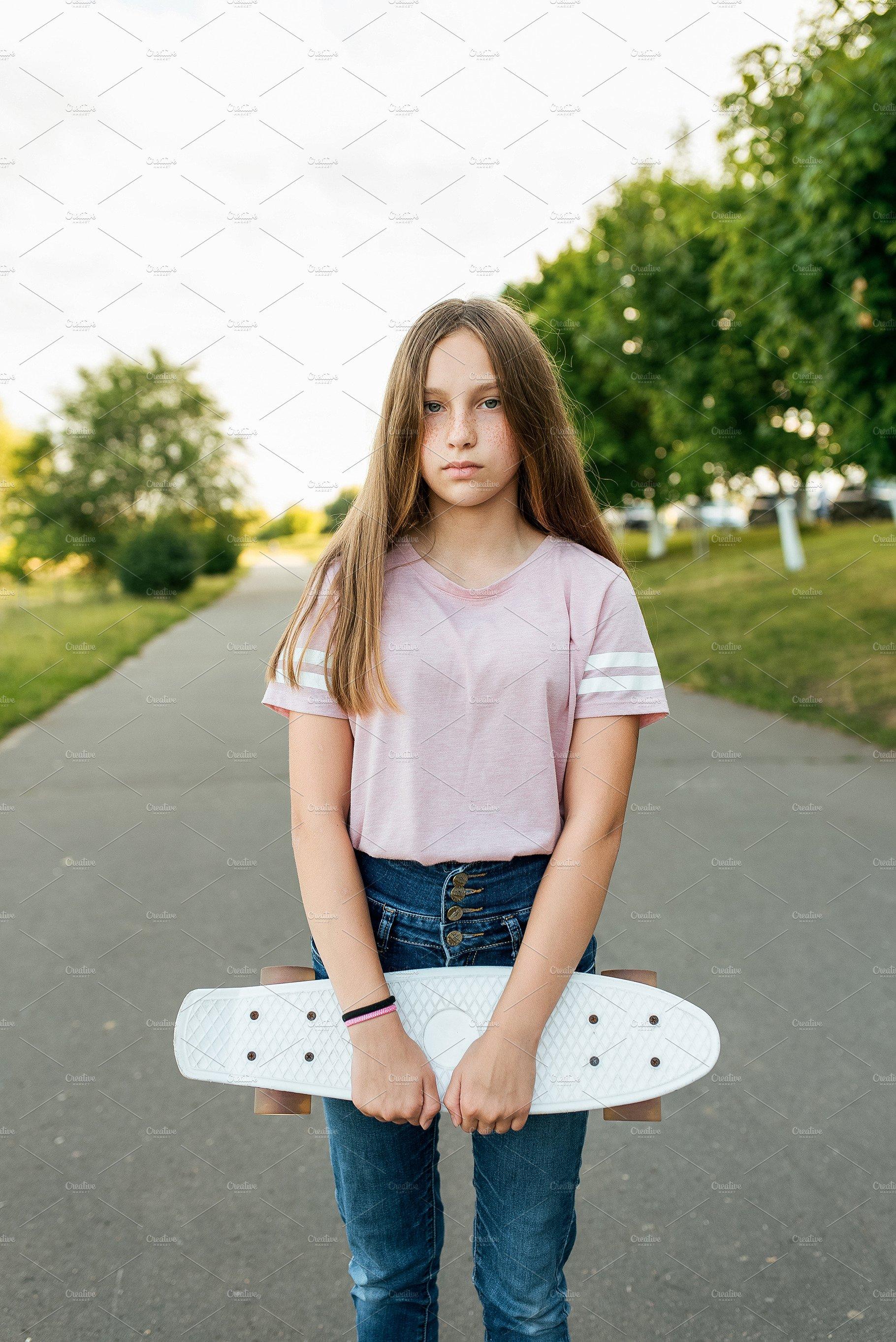 Outdoor portrait of young girl - 54ka [photo blog]