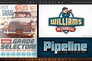 LHF Pipeline