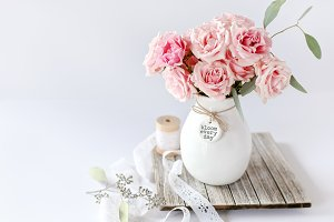 Bloom - Styled Stock Photo
