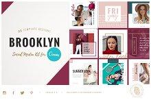 CANVA   Brooklyn Social Media