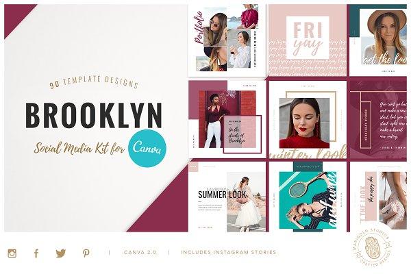 CANVA | Brooklyn Social Media
