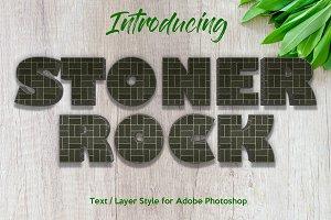 10 Stone Rock Layer Style