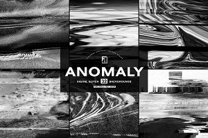 Anomaly - Abstract textures