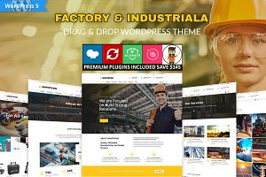 ArmStrong- Factory, Industrial Theme