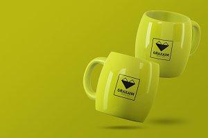 Mug / Cup PSD Mock-ups