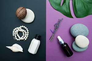 Cosmetics and natural ingredients