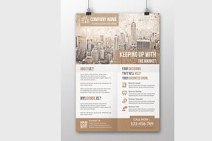 Corporate Flyer Template Vol 7