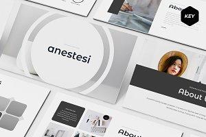 Anestesi - Keynote Template