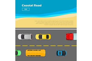 Coastal Road. AutoTransport Banner