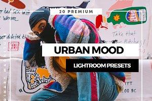 Urban culture lightroom presets