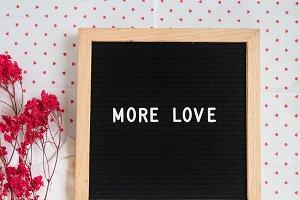 Valentines Stock Photo