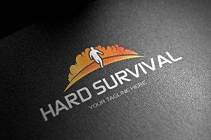 Survival - Dust Storm Logo