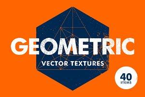 Geometric Vector Textures