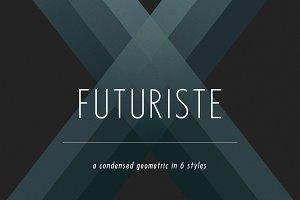 Futuriste   a geometric family
