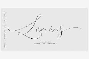 Lemans Pen Script