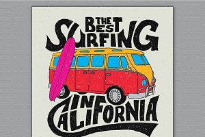 Best surfing in California