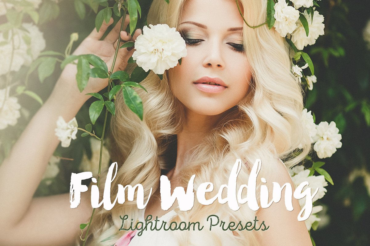 film wedding lightroom presets - Preset Lightroom Mariage