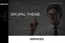 Master - Drupal Responsive Theme by  in Drupal