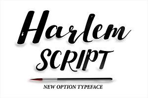 Harlem Script